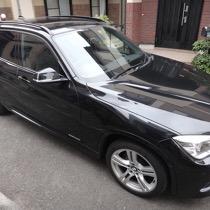 BMW BMW X1 xDrive 2.8i Msports FLAXY ブリリアントレッド