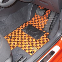 VW VW ザ・ビートルカブリオレ SISAL オレンジ/ブラック