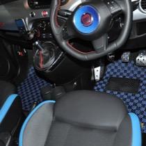 FIAT FIAT 500S SISAL ブルー/ブラック