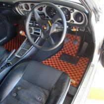 トヨタ トヨタ セリカ1600GT SISAL オレンジ/ブラック