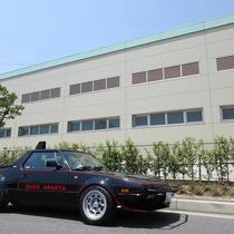 FIAT ベルトーネ X1-9 SISAL レッド/ブラック
