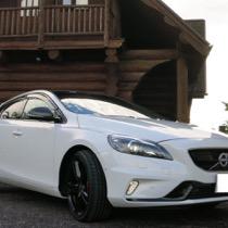 VOLVO VOLVO V40R-Design Carbon Edition SISAL レッド/ブラック