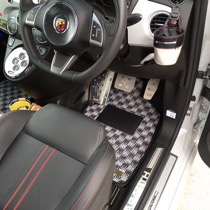 FIAT アバルト FLAXY ブリリアントグレー