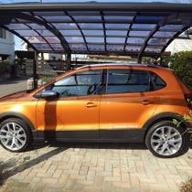 VW クロスポロ SISAL オレンジ/ブラック