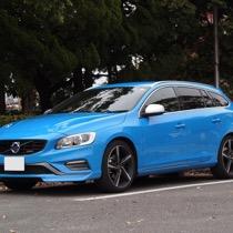VOLVO VOLVO V60 SISAL ブルー/ブラック