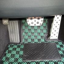 トヨタ レクサス SISAL グリーン/ブラック