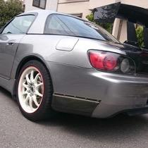 ホンダ ホンダ S2000 FLAXY ブリリアントレッド