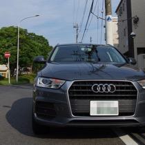 AUDI Audi Q3 SISAL レッド/ブラック