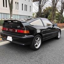 ホンダ ホンダ CR-X SISAL ブラック/ブラック