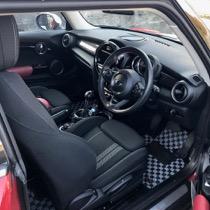 BMW BMW MINI SISAL シルバー/ブラック