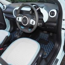 RENAULT Renault Twingo SISAL ネイビー/ブラック