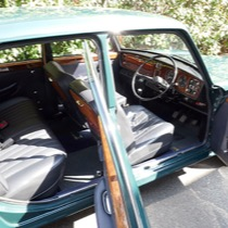 その他輸入車 BMC Vanden Plas Princess 1300 KRONE ツイードブラック