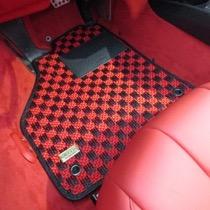 FERRARI フェラーリ 458スパイダー SISAL レッド/ブラック