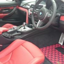 BMW BMW M4 FLAXY ブリリアントレッド