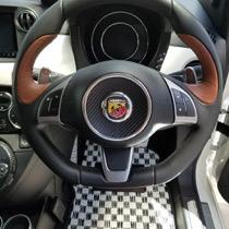 FIAT フィアットアバルト595ツーリズモ SISAL ホワイト/ブラック