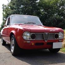 ALFA ROMEO Alfa Romeo SISAL レッド/ブラック