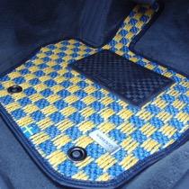 VOLVO ボルボ XC60 SISAL ブルー/イエロー(国旗カラー)