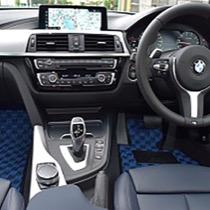 BMW BMW420iクーペ FLAXY ブリリアントブルー