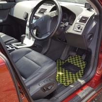 VOLVO Volvo v50 SISAL ライム/ブラック