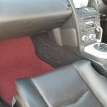 ニッサン 日産 フェアレディZ Z33 KRONE ツイードボルドー
