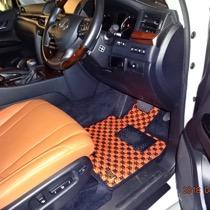 トヨタ レクサス LX570 SISAL オレンジ/ブラック