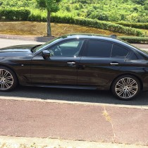 KARO装着事例 QUEST BMW 5シリーズ