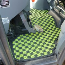 KARO装着事例 SISAL クボタ トラクター