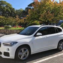 KARO装着事例 FLAXY BMW X1
