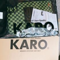 KARO装着事例 SISAL VOLVO 240