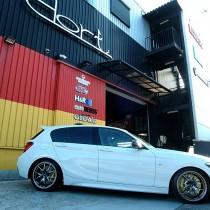 KARO装着事例 FLAXY BMW 1シリーズ
