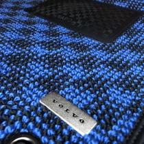 VOLVO ボルボ V50 FLAXY ブリリアントブルー
