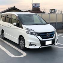 ニッサン 日産 セレナe-POWER SISAL ブルー/ブラック