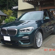 KARO装着事例 SISAL ALPINA DX3
