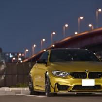 KARO装着事例 SISAL BMW M4