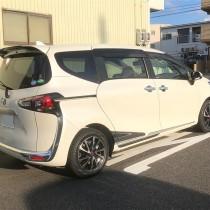 KARO装着事例 FLAXY トヨタ シエンタ