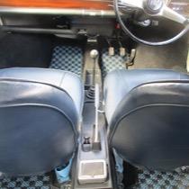 KARO装着事例 SISAL FIAT 850クーペ