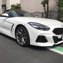 KARO装着事例 KRONE BMW Z4