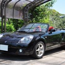 KARO装着事例 FLAXY トヨタ MR-S