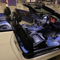 KARO装着事例 FLAXY BMW 3シリーズカブリオレ