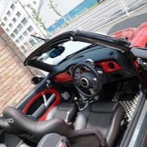 KARO装着事例 SISAL BMW MINIコンバーチブル