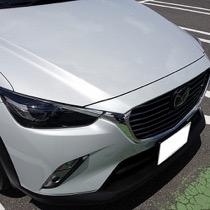 KARO装着事例 SISAL マツダ CX-3